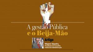 Jornal O Dia publica novo artigo do presidente do CFA