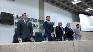 Reitor do IFRO destaca parceria com o CRA-RO