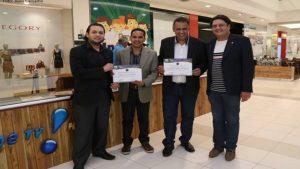 CRA-RO presta homenagem ao Grupo SGC pela parceria com os profissionais administradores