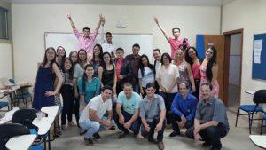 Diretor do CRA-RO faz palestra para graduandos da Unicentro em Jaru
