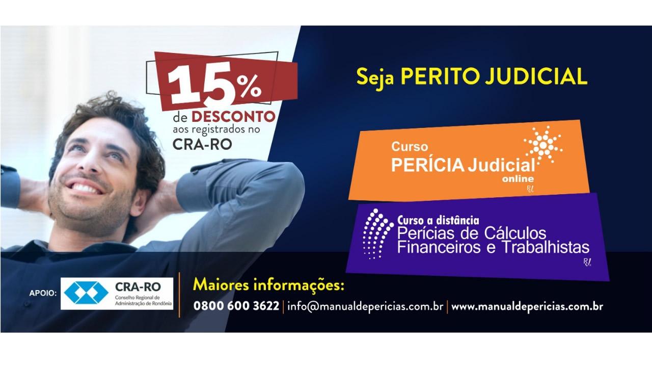 CURSO PERÍCIA JUDICIAL ONLINE