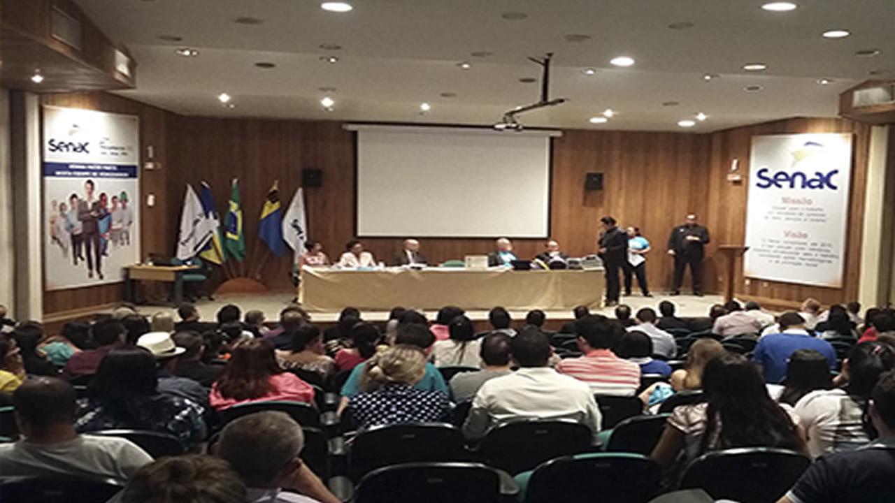 Presidente do CRA-RO destaca o sucesso do I Encontro de Administradores e Tecnólogos