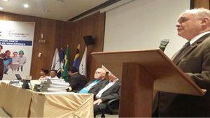Vice-Presidente do CFA marca presença no Encontro de Administradores de RO