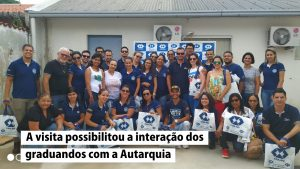 Graduandos da UNIP/Jipa visitam sede do CRA-RO