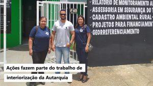 CRA-RO realiza ações de fiscalização no interior do estado