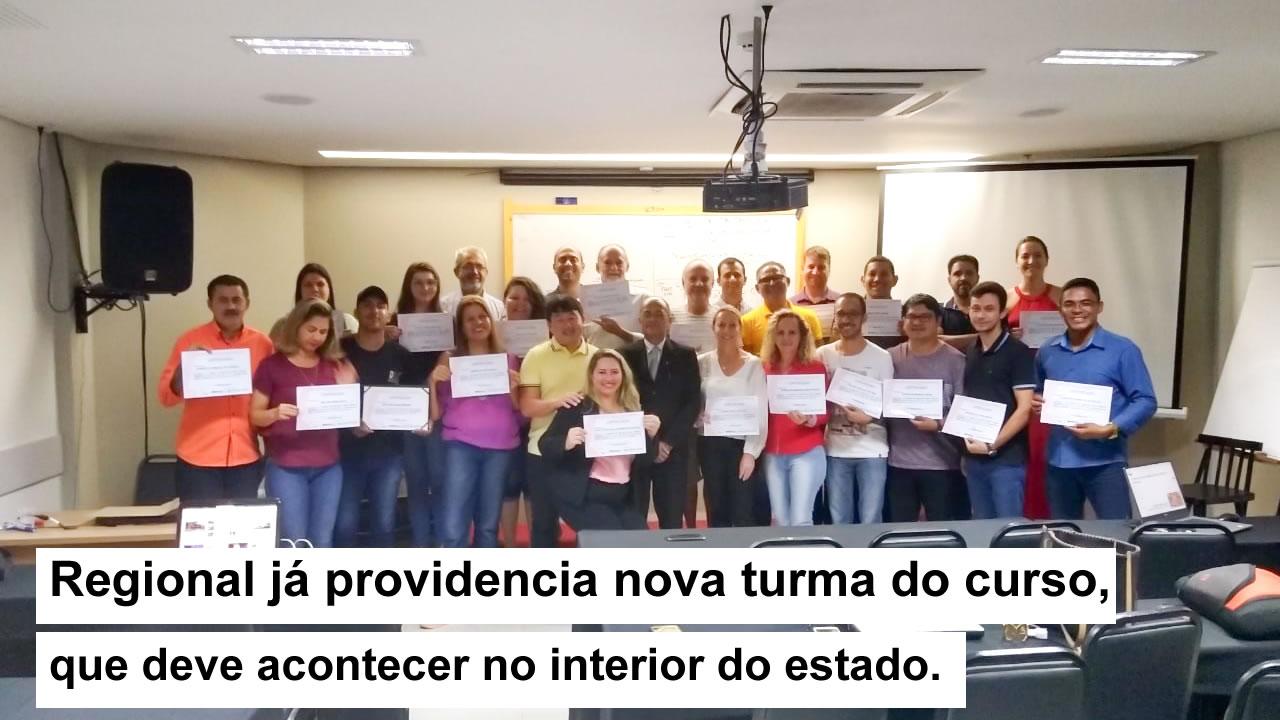 CRA-RO viabiliza curso de perícia judicial para administradores