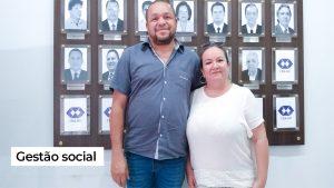 Administrador dedica tempo para projetos sociais