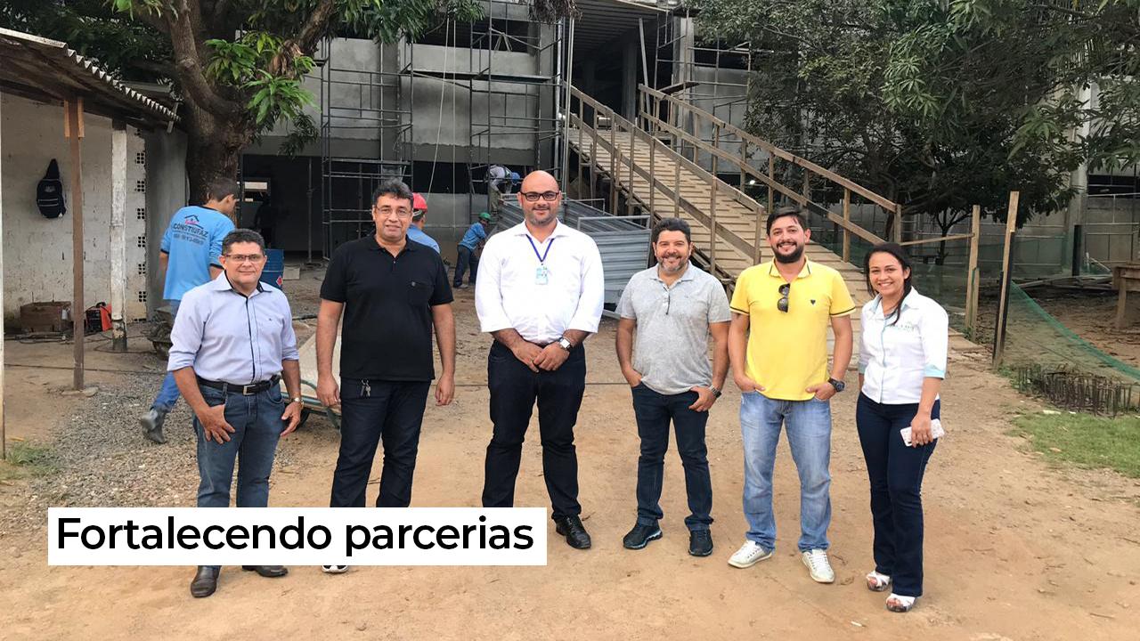 Conselheiro do CRA-RO visita campus da Fimca em Jaru