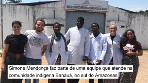 Administradora Hospitalar atende comunidade