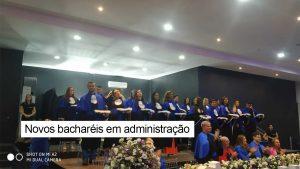 CRA-RO participa de formatura da São Lucas, em Ji-Paraná