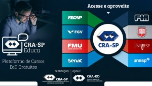 CRA-RO firma parceria para ofertar novos cursos on-line