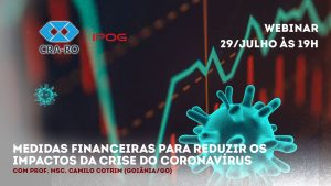Webinar Medidas Financeiras para Reduzir Impactos do Corona Vírus
