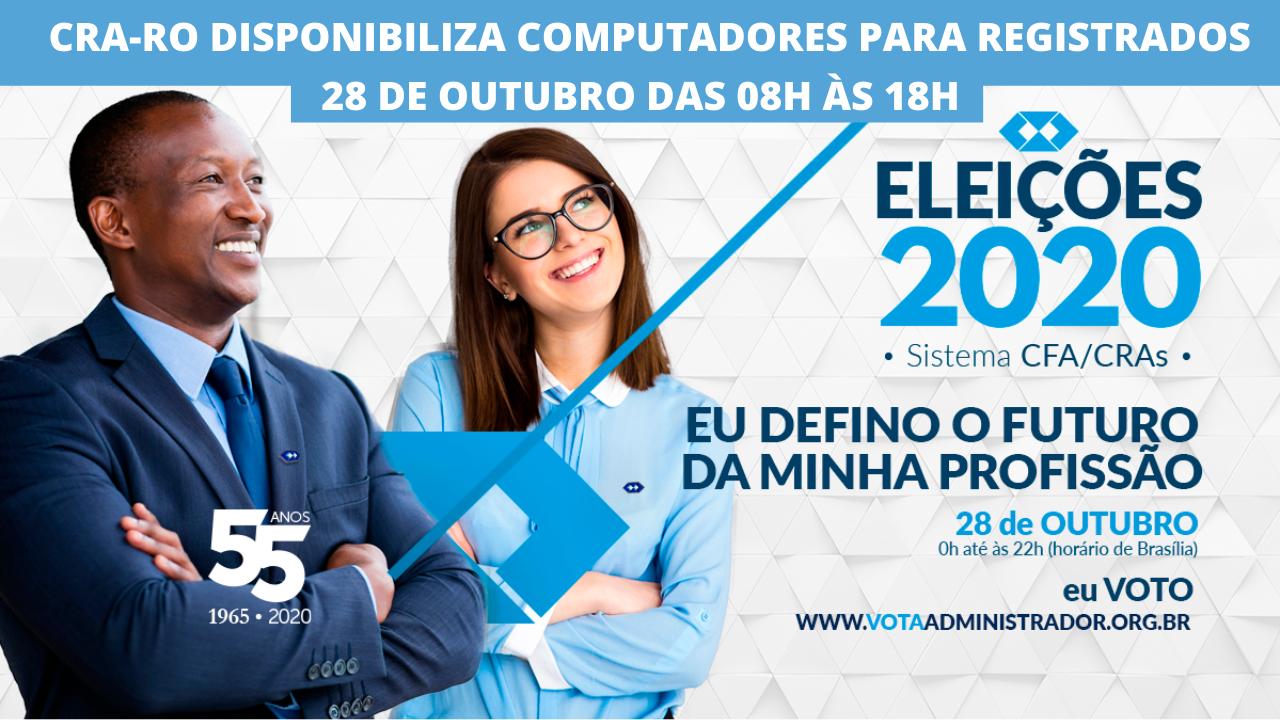 CRA-RO disponibiliza computadores para Registrados