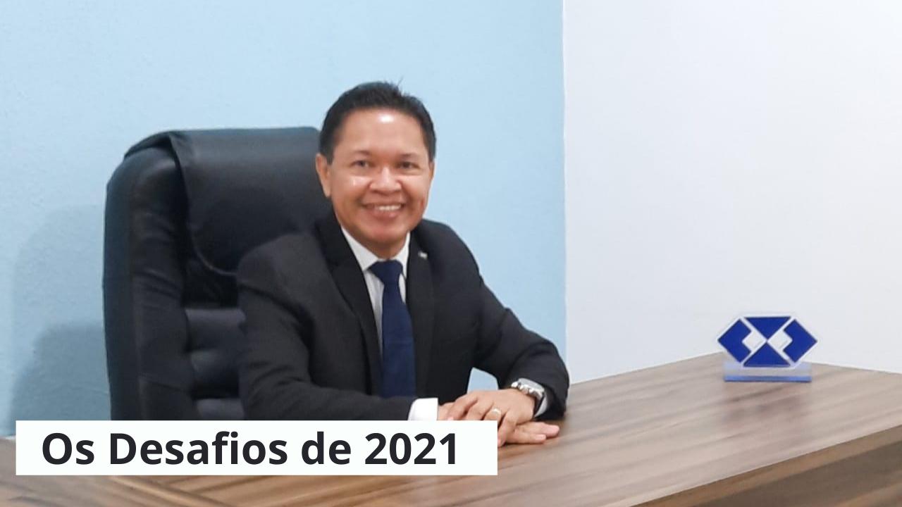 Os Desafios de 2021