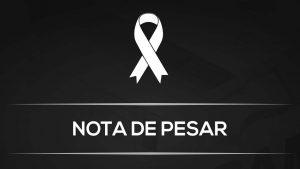 Nota de pesar – Adm. Renné André Valente Lobo