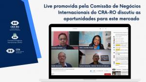 Live Negócios Internacionais CRA-RO